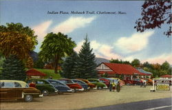 Indian Plaza, Mohawk Trail