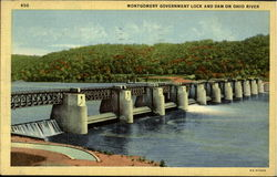 Montgomery Government Lock And Dam