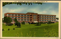 Infirmary Blue Ridge Sanatorium