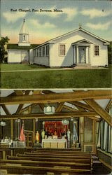 Post Chapel Postcard