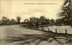 White Horse Pike At Hammonton Lake