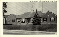 Police Station & Town Hall