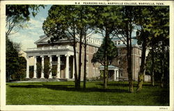 Pearsons Hall, Maryville College
