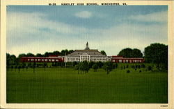 Handley High School Postcard