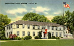 Headquarters Marine Barracks