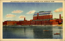 Hollingsworth & Whitney Paper Mills
