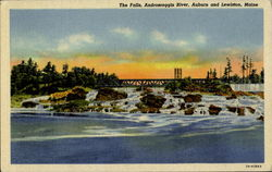 The Falls Androscoggin River