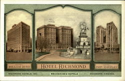 Distinguished Hotels In Richmond