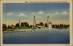 Light House And Coast Guard Station