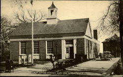Post Office, Hyannis