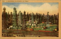 A Southern California Oil Field