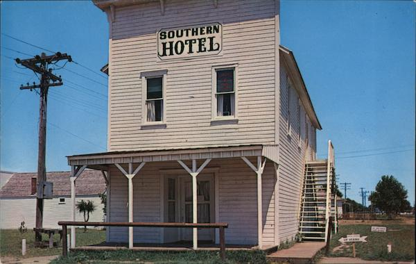 The Southern Hotel Wichita Kansas