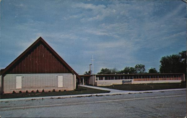 Church of the Nazarene Neodesha Kansas