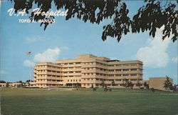 Veterans Administration Hospital Postcard