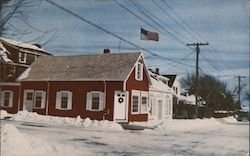 "The ""Little Red Post Office"""