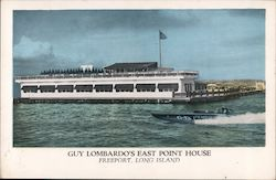 Guy Lombardo's East Point House