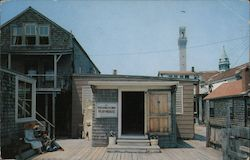 World Famous Provincetown Playhouse Postcard