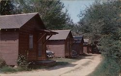 State Line Cabins at Geneva Point Camp