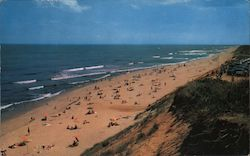Nauset Beach Postcard