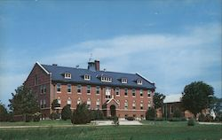 Motherhouse, Navitiate and Academy - Sisters of Saint Francis
