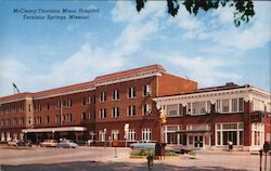 Excelsior Springs, Missouri MO ~ McCleary Clininc