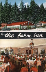 The Farm Inn On U.S. Highway 99 9 miles North of Tacoma and 20 miles South of Seattle