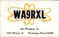 WA9RXL - Art Preston, Jr.