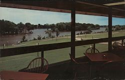 SVC Cafeteria Overlooking the Rock River
