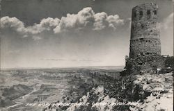 The Hopi Watchtower Postcard