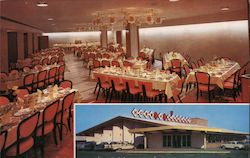 The Horn & Hardart Restaurant Postcard