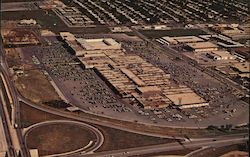Aerial view of North Star Mall in San Antonio