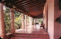 Verandah of the Residence, Artemisa