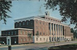New Federal Building and Post Office Postcard