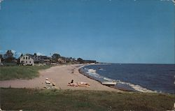 Hartford Beach Postcard