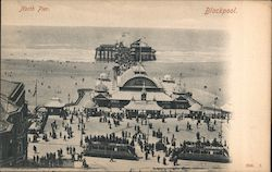 North Pier Postcard