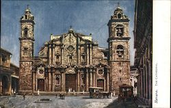 Havana, The Cathedral