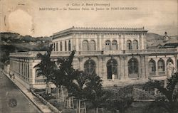 Martinique - Le Nouveau Palais de Justice de Fort-de-France