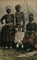 Zulu and Two Wives