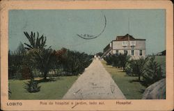Hospital and Garden, South Side