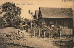 View of Malay House