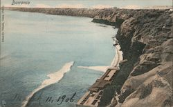 Barranco District - Cliffs of Chorrillos