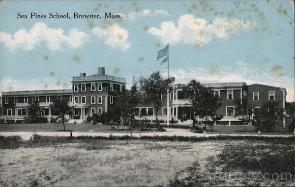 Sea Pines School Brewster Massachusetts