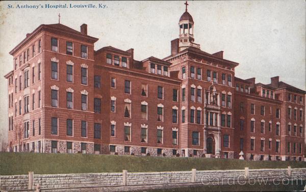 St. Anthony's Hospital Louisville Kentucky