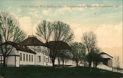 Floral Hall and Main Building, Great Hagerstown Fair Grounds