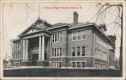 Clinton High School, Clinton, Ill.