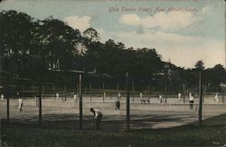 Yale Tennis Court