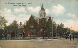 Washington Avenue M.E. Church