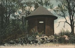 Old Powder House, Erected Time of the Revolution, 1768 Postcard