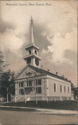 Methodist Church Postcard