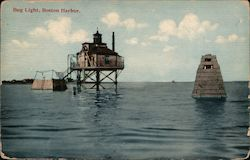 Bug Light, Boston Harbor